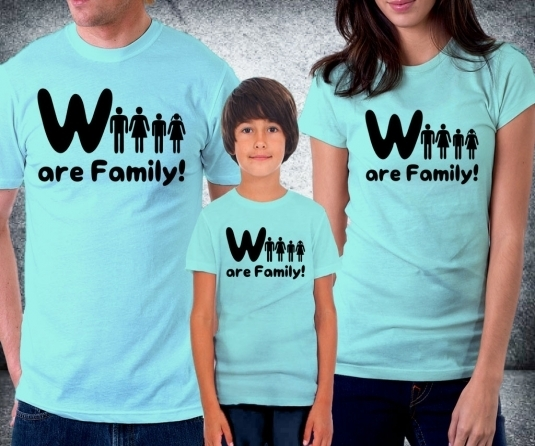 Family -  We are Family