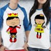 raglan-king & queen